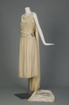 Wedding Dress 1921 The Chicago History Museum