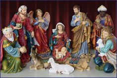 McKay Church Goods has indoor and outdoor nativity sets. We carry Fontanini, Demetz, Joseph studio and other nativity sets. Christmas Nativity Scene, Merry Christmas To All, Beautiful Christmas, Vintage Christmas, Christmas Holidays, Nativity Scenes, Christmas Gifts, Christmas Projects, Christmas Themes