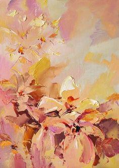 Guzenko Pavel-Tenderness. Original Paintings (Oils)