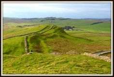 Hadrian's Wall, Northumberland, October 2013 Jo Hinson