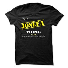 If your name is ⑧ JOSEFA then this is just for youThis shirt is a MUST HAVE. Choose your color style and Buy it now!JOSEFA