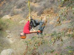 Skull Canyon Zipline in Corona