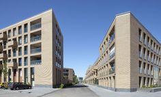 Grauwaart Utrecht - Bedaux de Brouwer Architecten