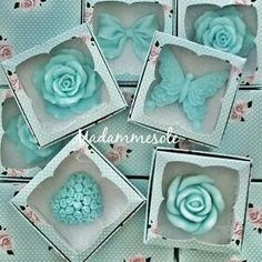 Soap Gifts, Soap Favors, Baby Favors, Candle Packaging, Soap Packaging, Soap Carving, Decorative Soaps, Girl Baby Shower Decorations, Homemade Soap Recipes