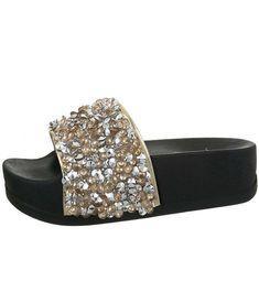 Zlaté šľapky na platforme Sergio Todzi Platform, Shoes, Fashion, Moda, Zapatos, Shoes Outlet, Fashion Styles, Shoe, Heel