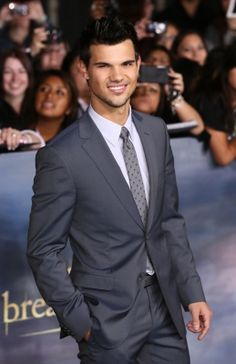 Taylor Lautner arrives at the 'The Twilight Saga: #BreakingDawn - Part 2' LA Premiere at #Nokia Theatre L.A. Live on 11/12/12  http://celebhotspots.com/hotspot/?hotspotid=5718&next=1