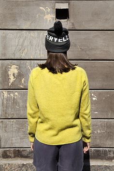 Get your beanie for the urban city look. shop.superyellow.fi