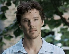 """Benedict Cumberbatch. Pinterest """"kindly"""" reminded me that I already pinned this, but it's too lovely not to pin again!"""