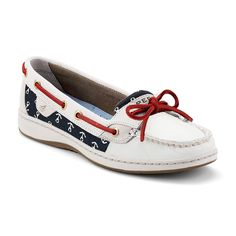 Anchor Sperrys.  THESE.  O_O
