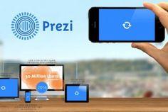 프레지, 모바일 기기로 프레젠테이션 할 수 있는 기능 공개