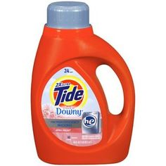 A lot of people will tell you that you need to use Dreft laundry detergent. That is up to you, I never used it, but I did and still do use a lot of Tide.