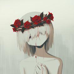 Touching drawn: The poetry of human emotions Anime Touching drawn: The poetry of human emotions Anim Art And Illustration, Dark Art Illustrations, Dark Anime, Manga Art, Anime Art, Dessin Old School, Vent Art, Arte Obscura, Sad Art