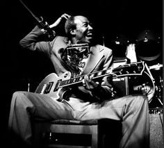 The incomparable Jimmy Reed.