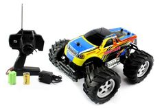 Mustang Rumbler 1:16 Off Road Electric RTR RC Monster Truck Remote Control Quality Trucks