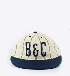 EBBETS x B&C CO BALLCAP - BALL & CHAIN CO.