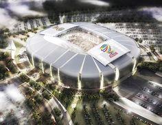 Fifa World Cup Russia 2018 by SAZAN5 DESIGNS (school project)
