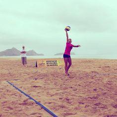 Autumn Beach Volley  #voleibolmadeira #avmadeira #voleiboldepraia #beachvolleyball #beachvolley #voleibol #praia  #portosanto by voleibolmadeira