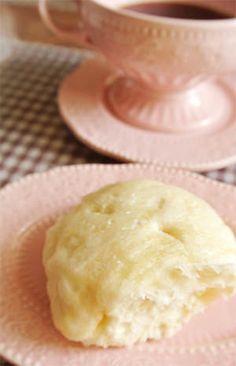 レンジでたった3分!信じられないくらい超簡単な『白パン』レシピ