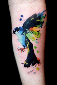 #tattoofriday – Deanna Wardin por Fonda LaShay — Follow the Colours