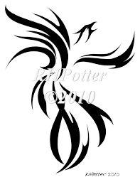 phoenix tiny it more delicate, but still fierce