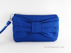Hey, I found this really awesome Etsy listing at https://www.etsy.com/listing/96794807/super-sale-royal-blue-clutch-bridal