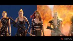 Nice #VFX Breakdown by #IngenuityEngine about their work on the #TaylorSwift music video, #BadBlood: http://www.artofvfx.com/?p=12494