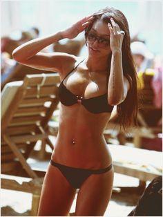 This girl has amazing body!