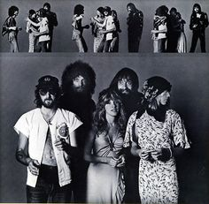 I've always loved this.  Best back-of-an-album ever.  #Fleetwood Mac