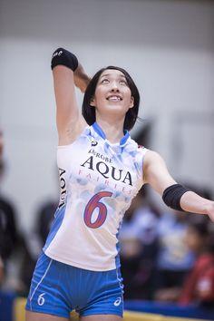 埋め込み Japan Volleyball Team, Volleyball Players, Beach Volleyball, Sports Party, Kids Sports, Sport Fashion, Fitness Fashion, Women's Fashion, Female Athletes