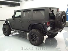 2013 jeep wrangler rubicon black jeep pinterest 4 door jeep wrangler cars and black. Black Bedroom Furniture Sets. Home Design Ideas