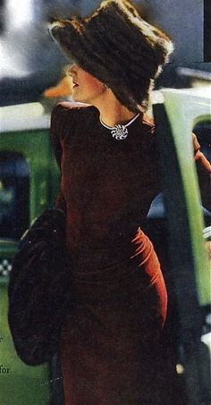 Vogue 1945
