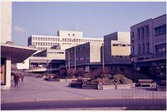 Do you remember what Drake Circus used to look like before the mall? Then And Now Pictures, Old Pictures, Old Photos, Devon Uk, Devon And Cornwall, Plymouth England, Do You Remember, Drake, San Francisco Skyline