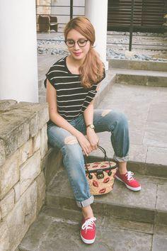 Red Keds, White Keds, Keds Sneakers, Keds Champion, Buy Bags, Style Snaps, Harajuku Fashion, Yukata, Jeans Brands