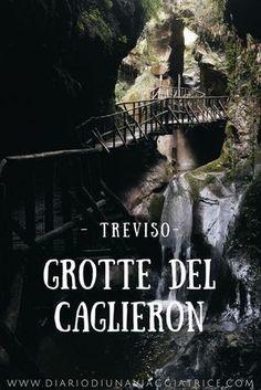 Hai mai visitato le grotte del Caglieron di Treviso? #grottedelcaglieron #caglieron #treviso