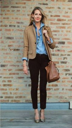 Trendy Business Casual Work Outfits for Women You Can Copy Now! cute outfits for girls 2017 Trendy Business Casual Work Outfits for Women You Can Copy Now! cute outfits for girls 2017 Business Casual Outfits For Women, Stylish Work Outfits, Professional Outfits, Work Casual, Classy Outfits, Casual Chic, Business Wear, Business Clothes, Business Casual Womens Fashion