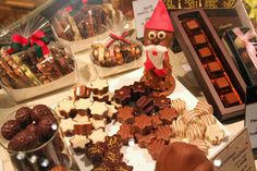 Laderach Chocolatier Suisse chocolate elf