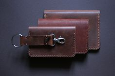 ZVINCA Leather Wallets- Romania Leather Wallets, Leather Bags, Leather Craft, Other Accessories, Romania, Handmade, Leather Tote Handbags, Leather Crafts, Hand Made