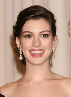 Anne Hathaway is beautiful and talented. Been following her since Princess Diaries :)