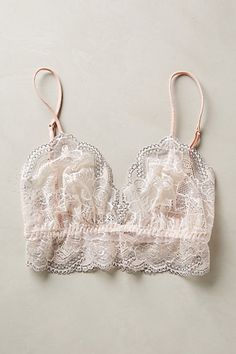 Eberjey Moonbeam Bralette - anthropologie.com