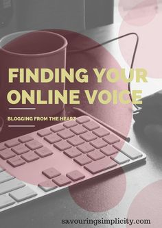 Finding Your Blogging Voice ( + how I found mine) #blogging