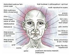 Ayurvedic Face Diagnosis