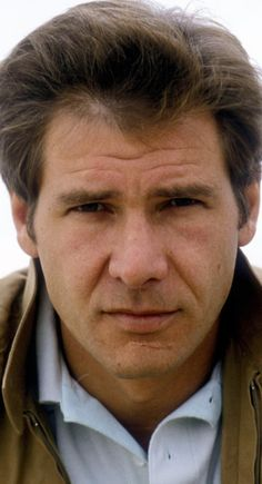 Harrison Ford  this face is so pure, i can't even. Damn that lip