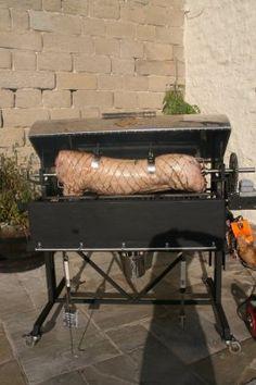 Fabriquer Son Barbecue Partir D 39 Un Vieux Chauffe Eau
