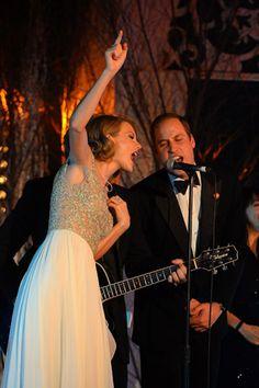 Taylor Swift, Prince William, Bon Jovi. Need we say more?