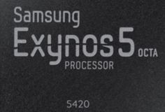 Samsung unveils Exynos 5420 Octa processor  Samsung teased its next generation Exynos 5 Octa processor on Twitter last week. The South Korean giant has finally unveiled the new Exynos 5 Octa processor dubbed as the Exynos 5420. The latest iteration of the Exynos family is based on ARM Mali - T628 MP6 cores and boosts 3D graphic processing two times greater than the predecessors of Exynos 5 Octa processors.