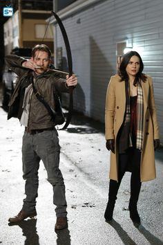 """Once Upon A Time """"Swan Song"""" S5EP11"""