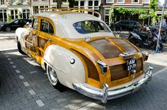 Chrysler Town & Country Woody 1948 4/6 by Pics-from-Amsterdam, via Flickr