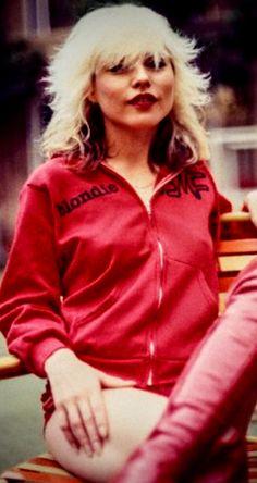 Blondie Debbie Harry, Pepper Ann, Chris Stein, Divas, Photography Movies, Model One, Art Graphique