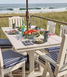 Find the best All-Weather Farmhouse Table, Large at L. Our high quality home goods are designed to help turn any space into an outdoor-inspired retreat. Polywood Outdoor Furniture, Outdoor Dining Furniture, Patio Dining, Patio Table, Weathered Furniture, Beach Furniture, Canopy Outdoor, Outdoor Decor, Cottage Patio