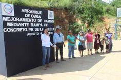 - Con Una inversión de 200 mil pesos Pie de la Cuesta, Pinal de Amoles, Qro., a 4 de agosto...